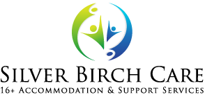 Silver Birch Care Logo