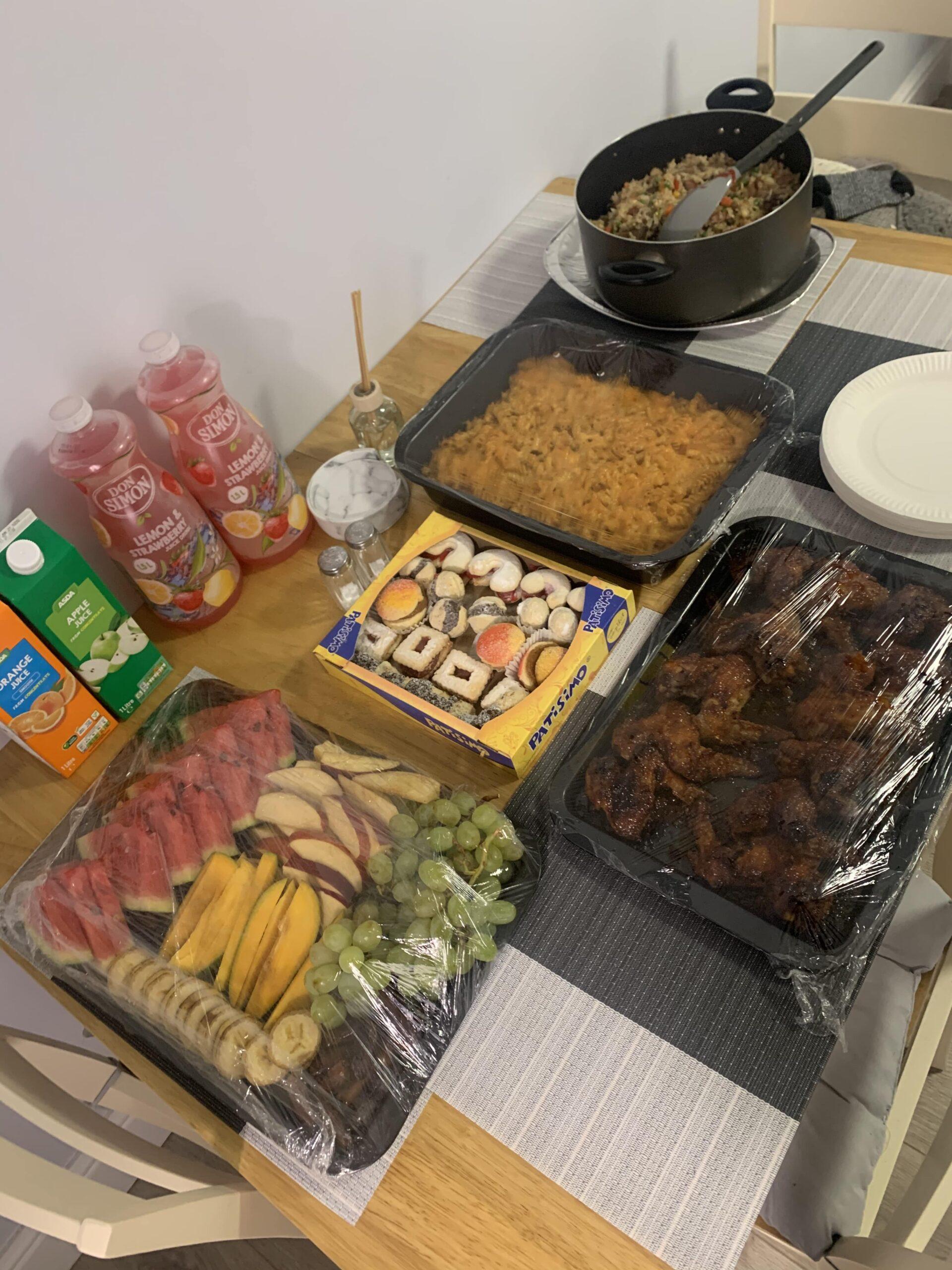 Eid meal - South Croydon