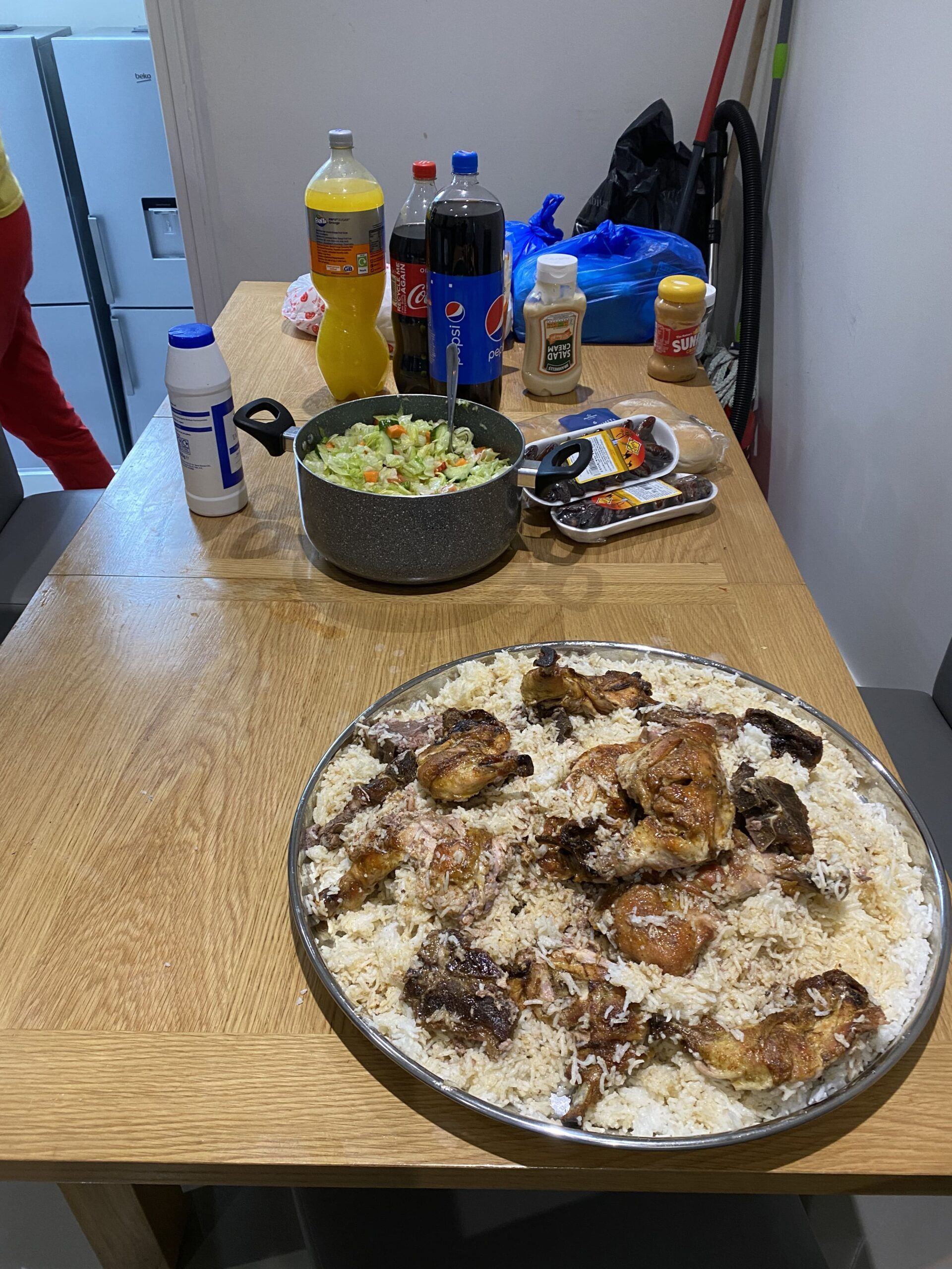 Eid meal - Hendon West